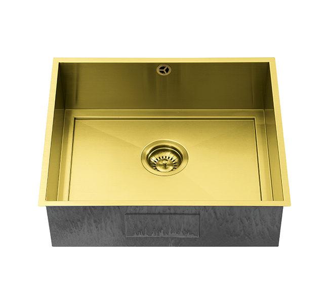 AXIXUNO 500U GOLD BRASS QG